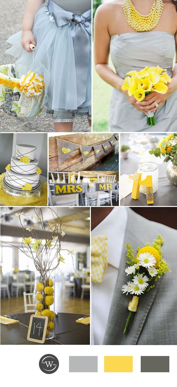 25 best Gray Weddings ideas on Pinterest  Blue gray