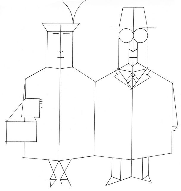 20 best images about Saul Steinberg on Pinterest