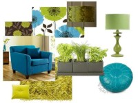17 Best images about Teal, lime green House Decor on ...