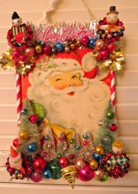 25+ best ideas about Christmas wall decorations on ...