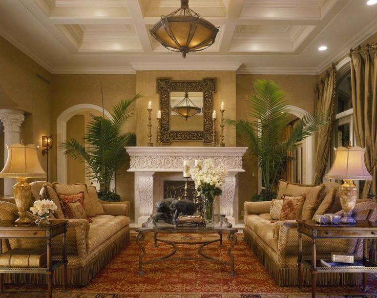 25 Best Ideas About Mediterranean Living Rooms On Pinterest
