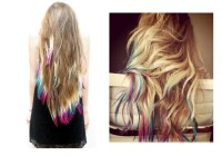 17 Best images about Colored Tips on Pinterest | My hair ...