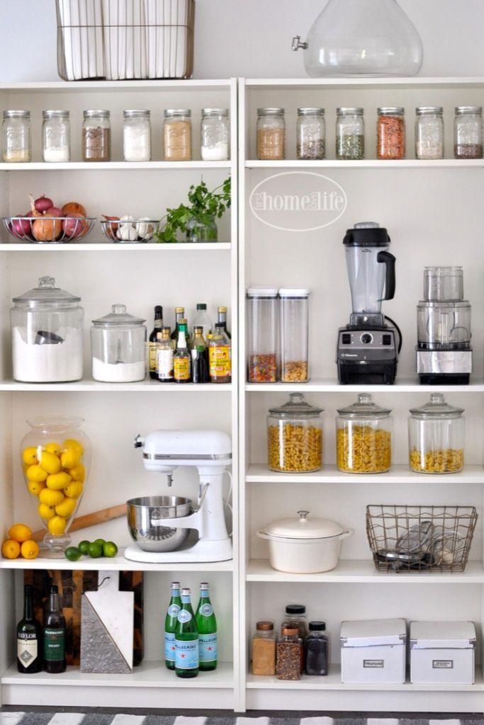 25 best ideas about Open Pantry on Pinterest  Open