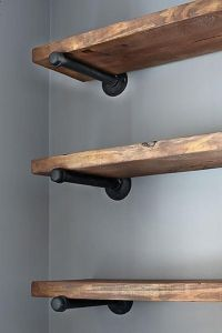 25+ best ideas about Shelf brackets on Pinterest   Shelves ...