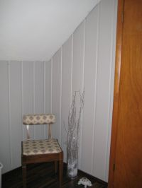Painting Over Knotty Pine Paneling; Complete Master ...