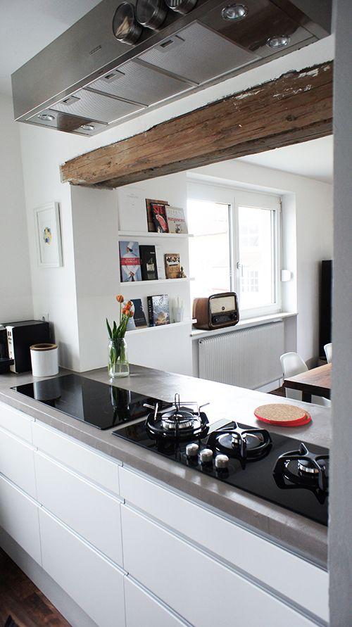 s kuche moderne dunstabzugshaube kuche design l | balcon, Kuchen