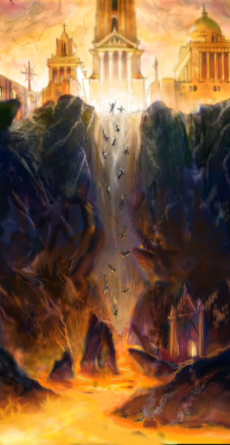 25 best ideas about Heaven And Hell on Pinterest  Peter