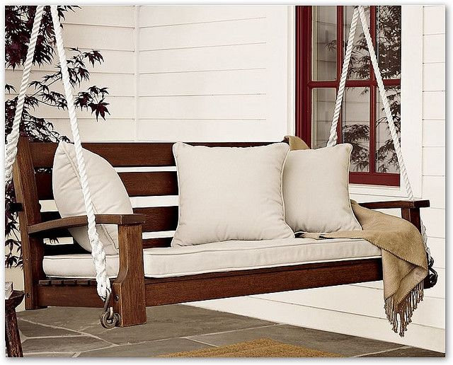 25+ Best Ideas About Front Porch Swings On Pinterest