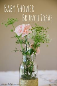 De 20+ bsta iderna om Baby shower brunch p Pinterest