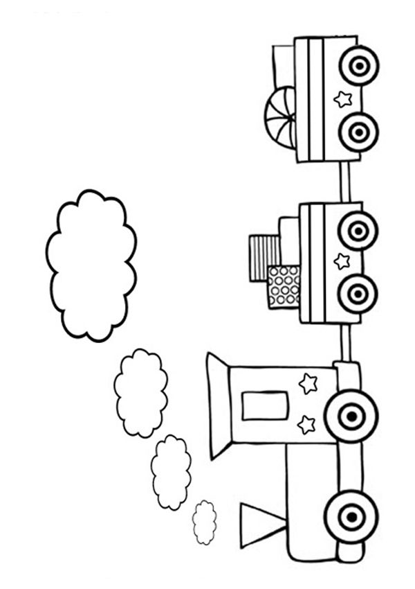 39 best images about Train Coloring Sheets on Pinterest