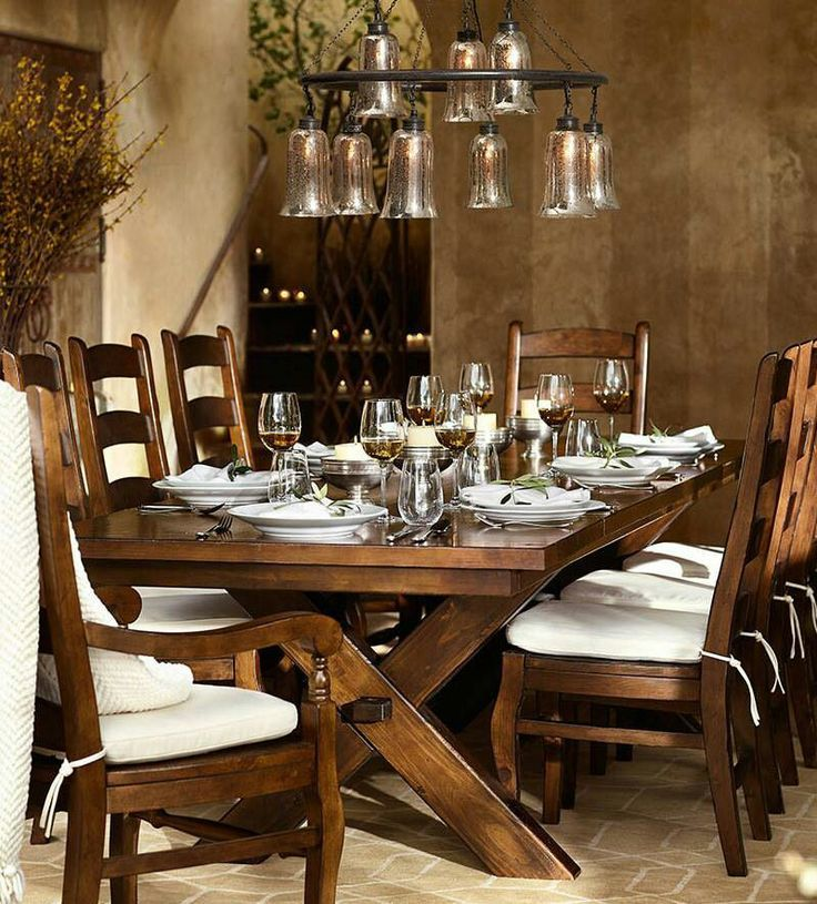1000 images about Pottery Barn on Pinterest  Table and