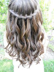 hairstyles braids prom