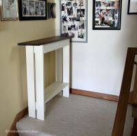 1000+ ideas about Narrow Console Table on Pinterest