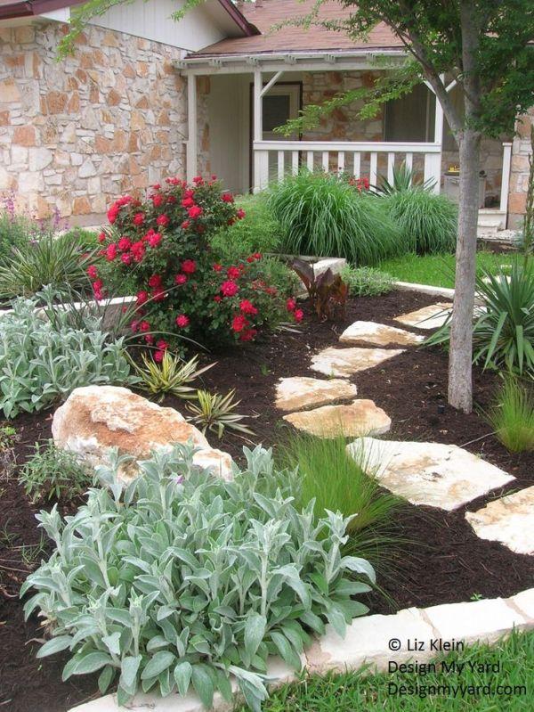 1000 ideas texas landscaping