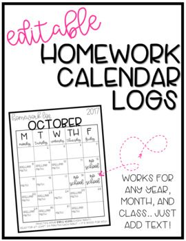 Best 25+ Homework log ideas on Pinterest