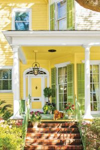 17 Best ideas about Yellow House Exterior on Pinterest ...