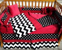 1000+ ideas about Red Crib on Pinterest   Motorcycle ...