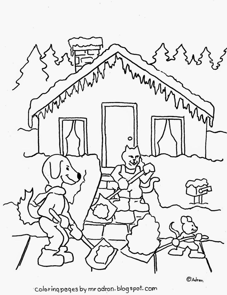 1000+ images about Coloring Pages for Kid on Pinterest