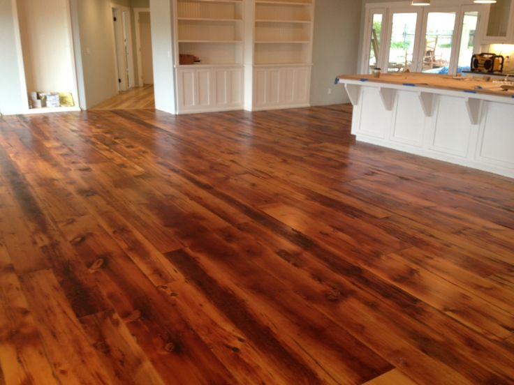 15 best images about barn wood floors on Pinterest