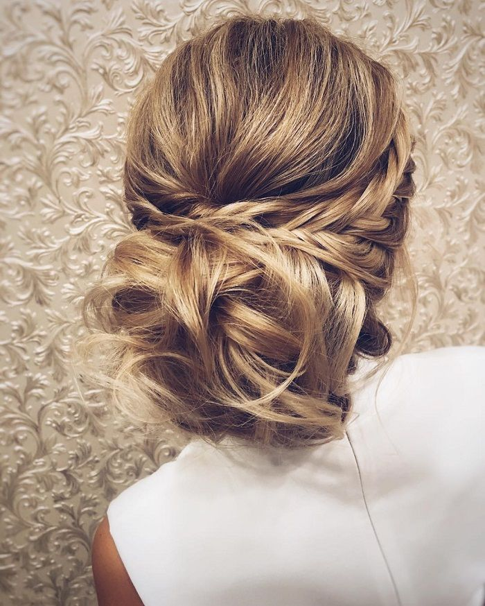 25 Best Ideas About Messy Bun Wedding On Pinterest Messy Bun