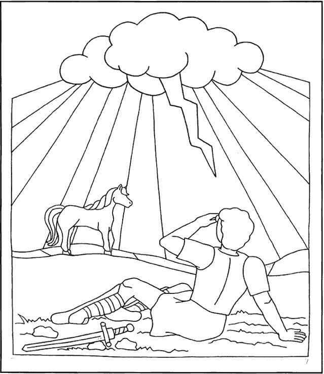 24 best images about Coloring: Bible: NT: Acts on Pinterest