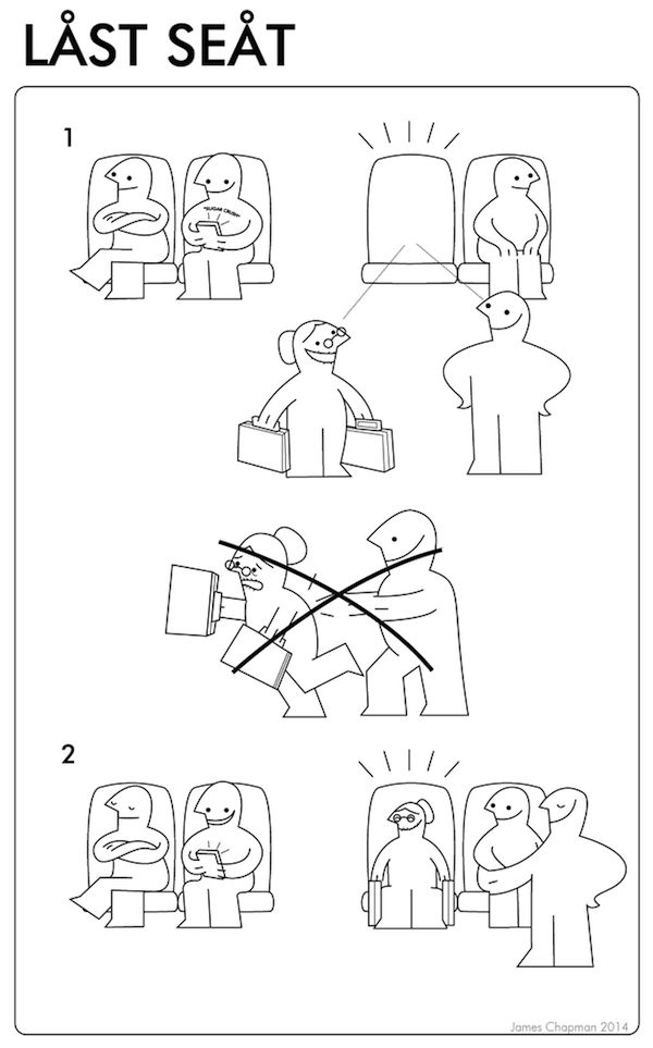 Funny 'IKEA Instructions' Teaches You How To Handle Real