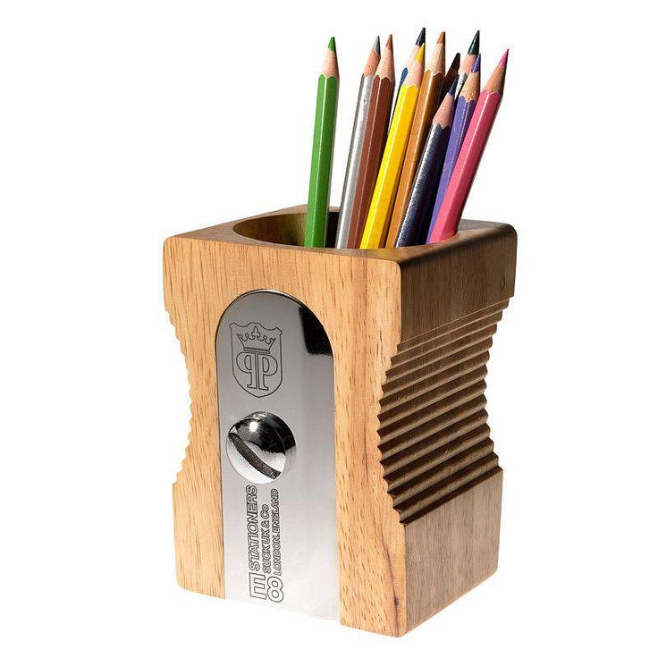 Sharpener Desk Tidy  Desks Pencil holders and Products