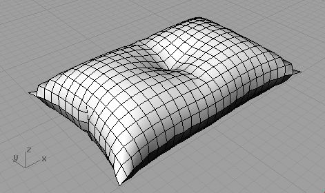 simulating the inflation of any shape with kangaroo