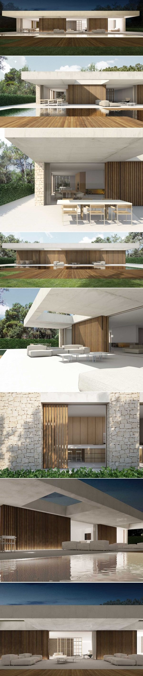 Crisp and Clean Modern ED Residence by Basiches