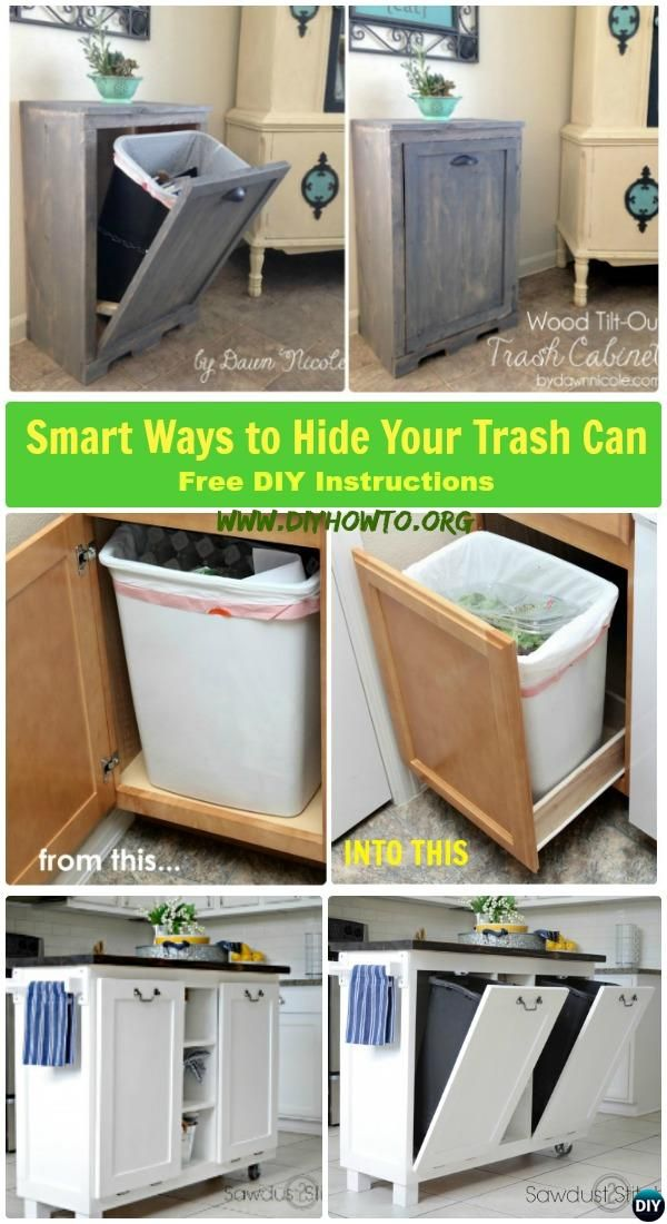 17 Best ideas about Hide Trash Cans on Pinterest  Yard