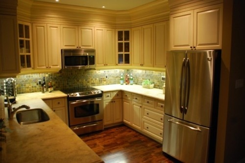 G Shaped Kitchen Layout 11x14 Have To Switch Sink And