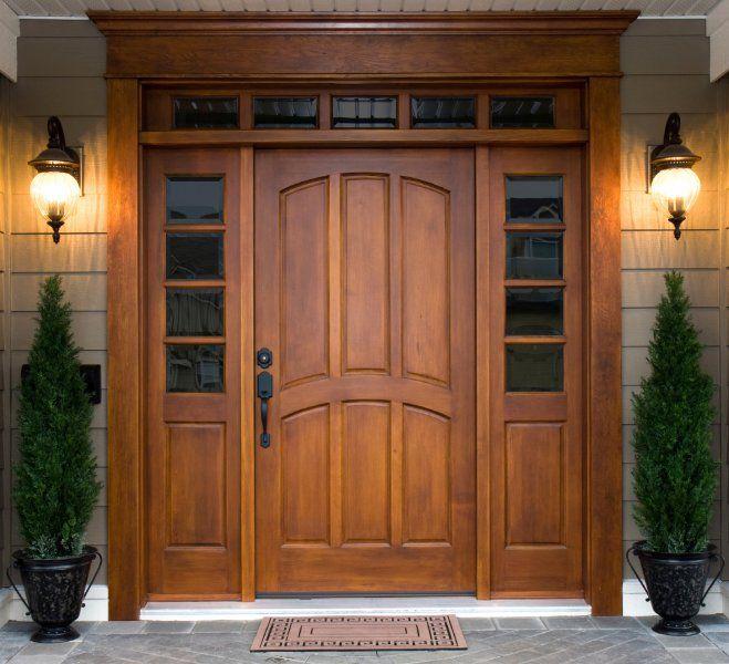 25 Best Ideas About Wood Front Doors On Pinterest Front Doors