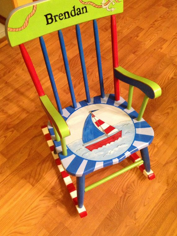 Childrens Wooden Rocking Chair  WoodWorking Projects  Plans