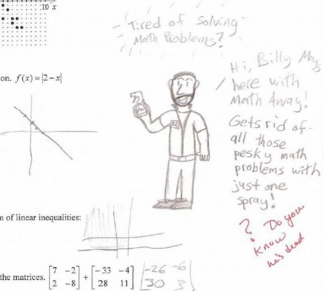 42 best images about Stupid test answers:) on Pinterest