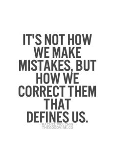 Image result for mistakes quote