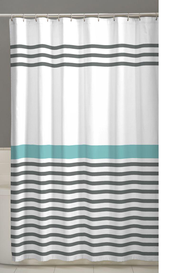 Best 25 Teal Shower Curtains Ideas On Pinterest Teal Home Curtains Teal Nautical Bathrooms