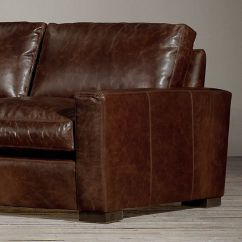 Fulham Sofa Rh Corner Reviews Uk Maxwell Leather 8ft $3225 (petite) 96