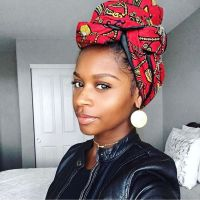 25+ best ideas about Tie head scarves on Pinterest