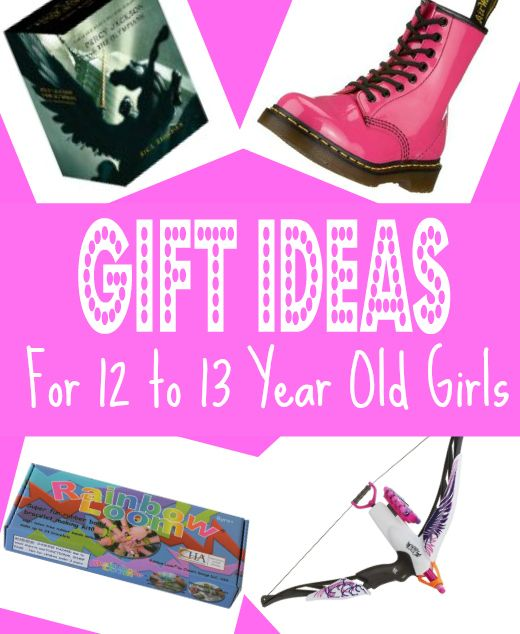 Best Gifts for a 12 Year Old Girl Birthdays Gifts and