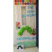 78 Best ideas about Hungry Caterpillar Classroom on ...