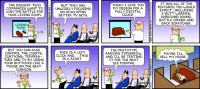 Battle for the Living Room - The Dilbert Strip for April ...