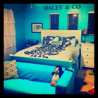Tiffany blue bedroom for a teen | Furniture Ideas ...