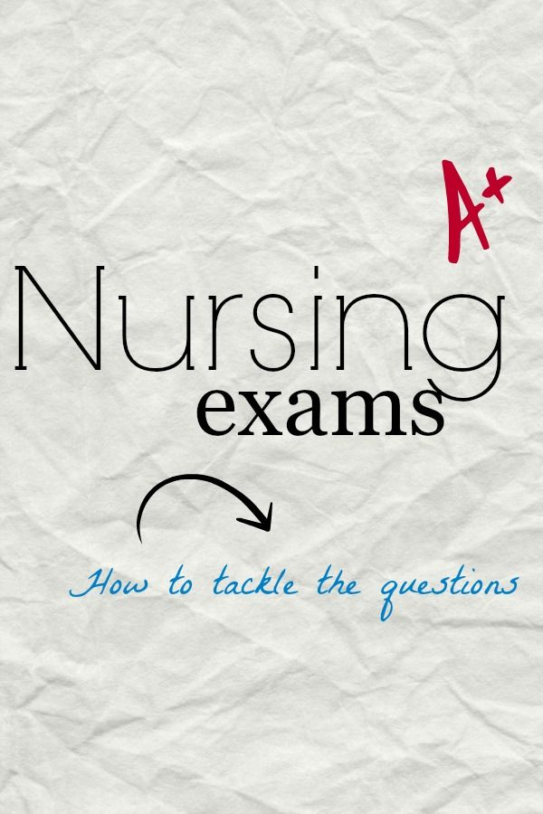 Nursing Study Tips on Pinterest. A selection of the best