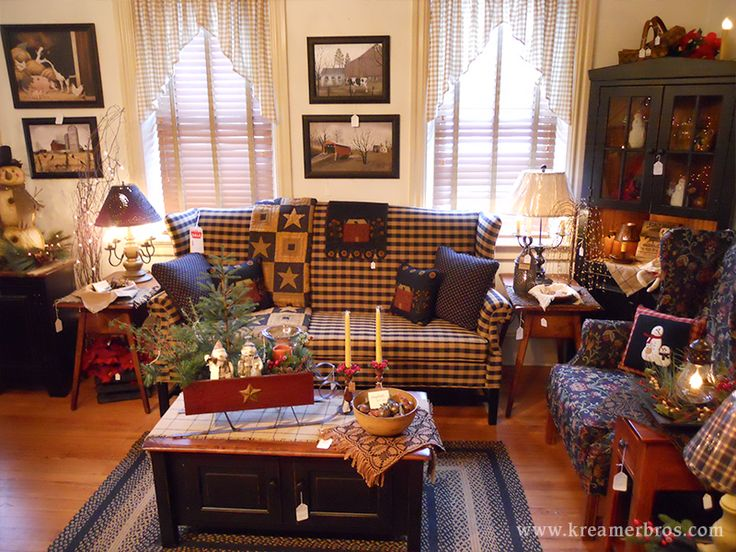 25 best Primitive Curtains ideas on Pinterest  Country curtains Rustic window treatments and