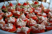 finger sandwiches for baby shower | Recipe: Just An ...