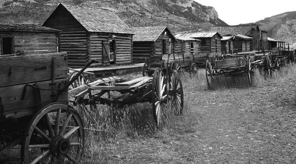 93 best images about Hist Wagons Trains West on