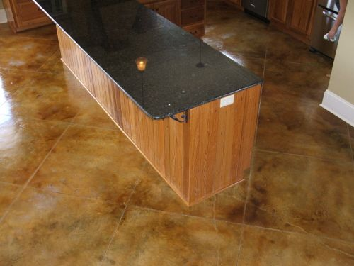 109 best images about Floor  Indoor Wall on Pinterest  Stained concrete flooring Stains and