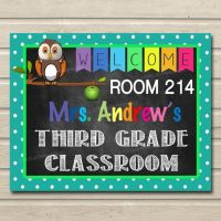 25+ best ideas about Owl classroom door on Pinterest | Owl ...