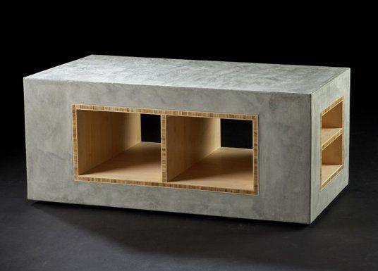 25+ Best Ideas About Concrete Furniture On Pinterest