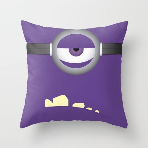 1000 ideas about Minion Pillow on Pinterest  Crochet